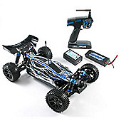 FTX Vantage 1/10 4WD Brushless RTR RC Car with LiPO Batt, Chgr & 2.4ghz Radio