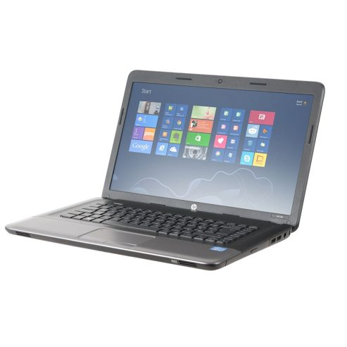 HP 250 G1 15.6 LED Notebook Intel Core i3 (3110M) 2.4GHz 4GB RAM 500GB HDD DVD-Writer (Intel HD 4000) Win 8 64-bit (Charcoal)