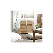 Tikamoon Balyss 4 Drawer Chest