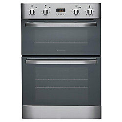Hotpoint DH93CXS Double Oven - Stainless Steel