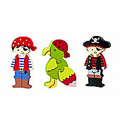 Orange Tree Toys Pirate Puzzles