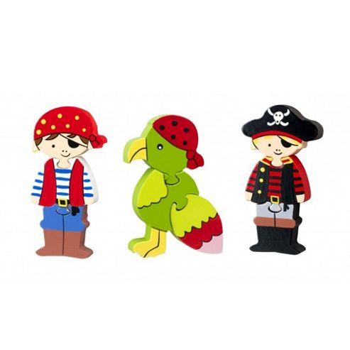 Orange Tree Toys Pirate Puzzles