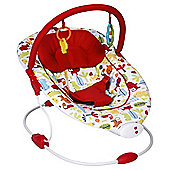 Red Kite Snuggi Baby Bouncer, Safari