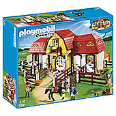 Playmobil 5221 Country Large Horse and Pony Farm