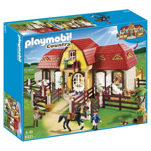 Playmobil 5221 Country Large Pony Farm