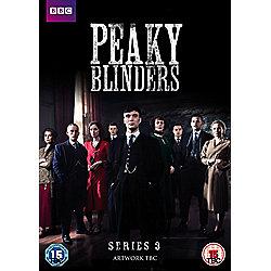 Peaky Blinders Series 3 DVD