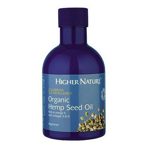 Higher Nature Hemp Seed Oil 200ml