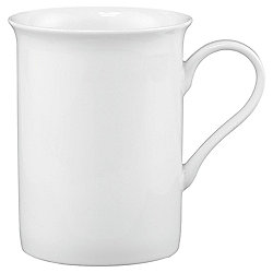 Bone China Mug, White