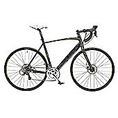 Claud Butler Torino SR3D 56cm Black Road Bike