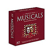 Greatest Ever Musicals Box set