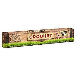 Summertime Games - Croquet