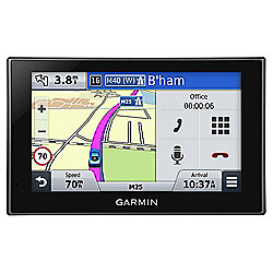Garmin Nuvi 2519 LM Sat Nav UK/Ireland Maps and Lifetime Map Updates