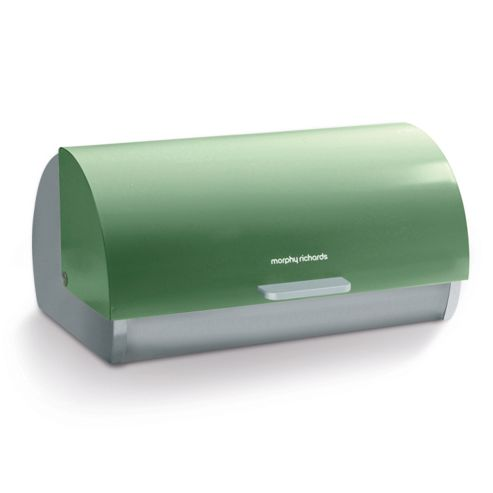 buy morphy richards accents bread bin sage green from our. Black Bedroom Furniture Sets. Home Design Ideas