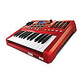 Akai Max25 Compact USB Midi Keyboard Controller