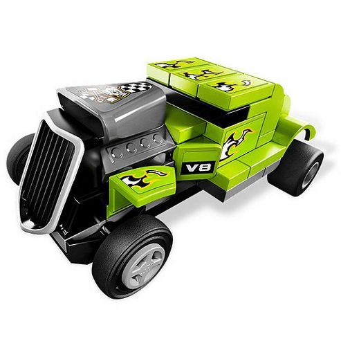 LEGO Racers Rod Rider 8302