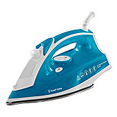 Russell Hobbs 23061 2400 watts 110g Shot of Steam Blue and White