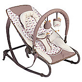 Babymoov Bubble Bouncer (Brown/Ivory)