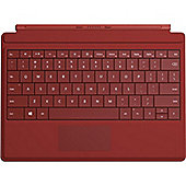 Microsoft Surface 3 Type Cover Keyboard (Red)