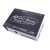 MTR DC-8DUAL 8 Way Casio Keyboard Power Supply