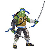 Turtles Movie 2 Deluxe Talking Figure Leo