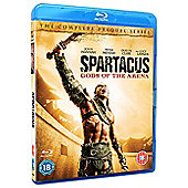 Spartacus - Gods Of The Arena (Blu-ray Boxset)