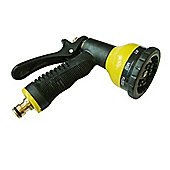 Home Gardener Hh3890 Hose Spray Gun 9 Pattern Zinc
