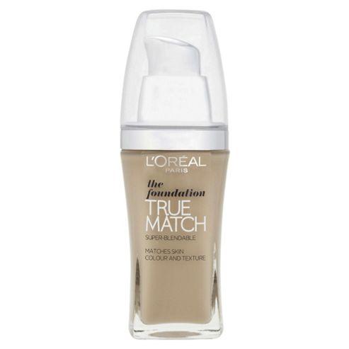L'Oréal True Match Foundation N2 Vanilla 30ml
