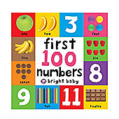 ELC First 100 Numbers Book