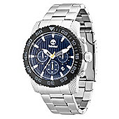Timberland Galehead Mens Stainless Steel Chronograph Date Watch 13612JSSB-03M