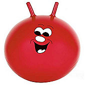 "Toyrific Toys - 20"" Jump 'N' Bounce Red Space Hopper"