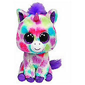 "TY Beanie Boo Buddy 9"" Plush - Wishful"