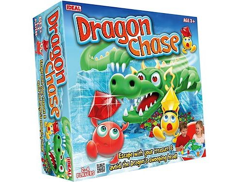 Dragon Chase Board Game