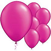 Magenta Pink Balloons - 11' Pearl Latex Balloon (100pk)