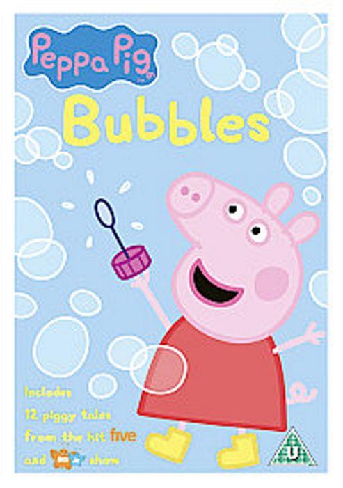 Peppa Pig - Bubbles (DVD)
