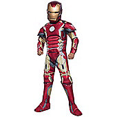 Age of Ultron Iron Man Deluxe - Child Costume 10-11 years