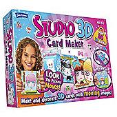3D Studio Card Maker