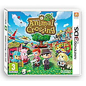 Animal Crossing: New Leaf (3DS)