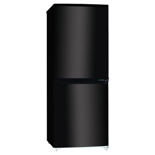 Tesco Fridge Freezer 143cm Black