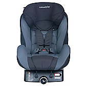 Casualplay Q Retraktor Car Seat, Group 1,  Grey & Black