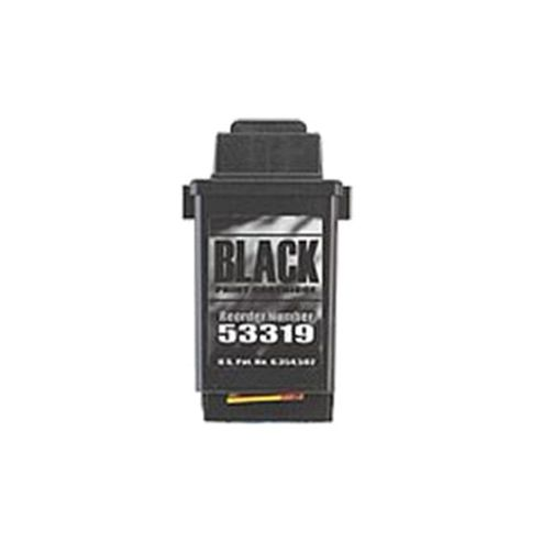 Primers Black Monochrome Ink Cartridge for Signature III, IV, SignaturePro and Signature Z6 CD/DVD Printers (3 day lead)