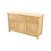 Elements Selby Oak Large Sideboard