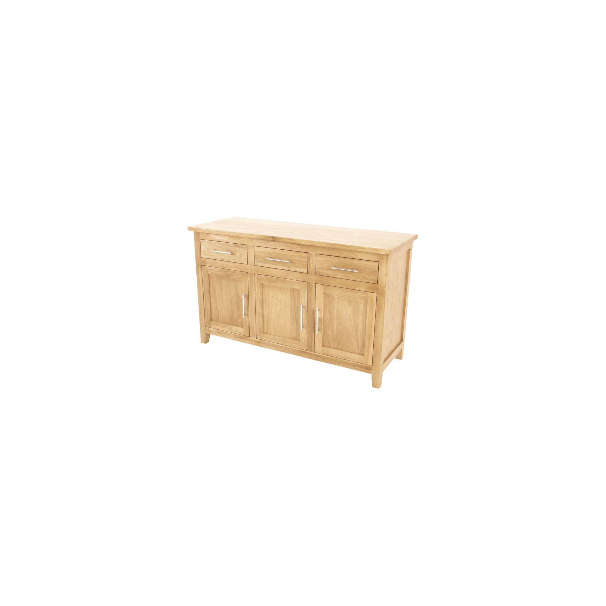 Elements Selby Oak Large Sideboard at Tesco Direct