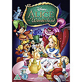 Disney: Alice In Wonderland (DVD)