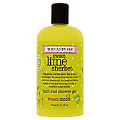 Treaclemoon Cndyjar Lime Bth & Shower Gel 500Ml
