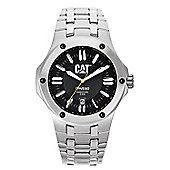 CAT Navigo Mens Date Display Watch - A1.141.11.124