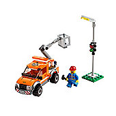 Lego City Light Repair Truck - 60054