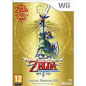 The Legend Of Zelda - Skyward Sword (Wii)