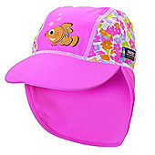 Disney Finding Nemo UV Sun Hat Pink 1 to 2 Years