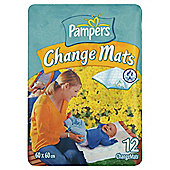 Pampers Change Mats 12Pk