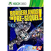 Borderlands The Pre-Sequel! Xbox 360